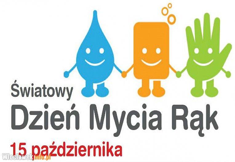 15 października Światowy Dzień Mycia Rąk - Włocławek Portal Informacyjny