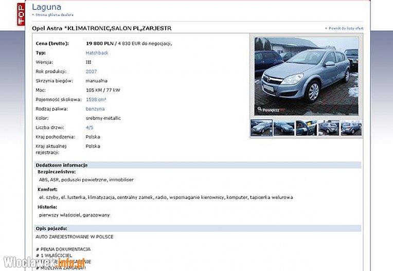 Jak Nie Kupować Auta Włocławek Portal Informacyjny